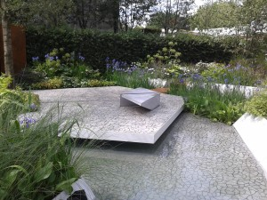 Hugo Bugg's Garden at Chelsea Flower Show 2014