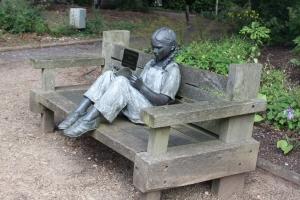 Ragley Hall, Warwickshire  sculpture