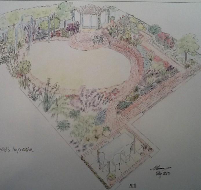Samantha Jane Garden Design Expert garden design information